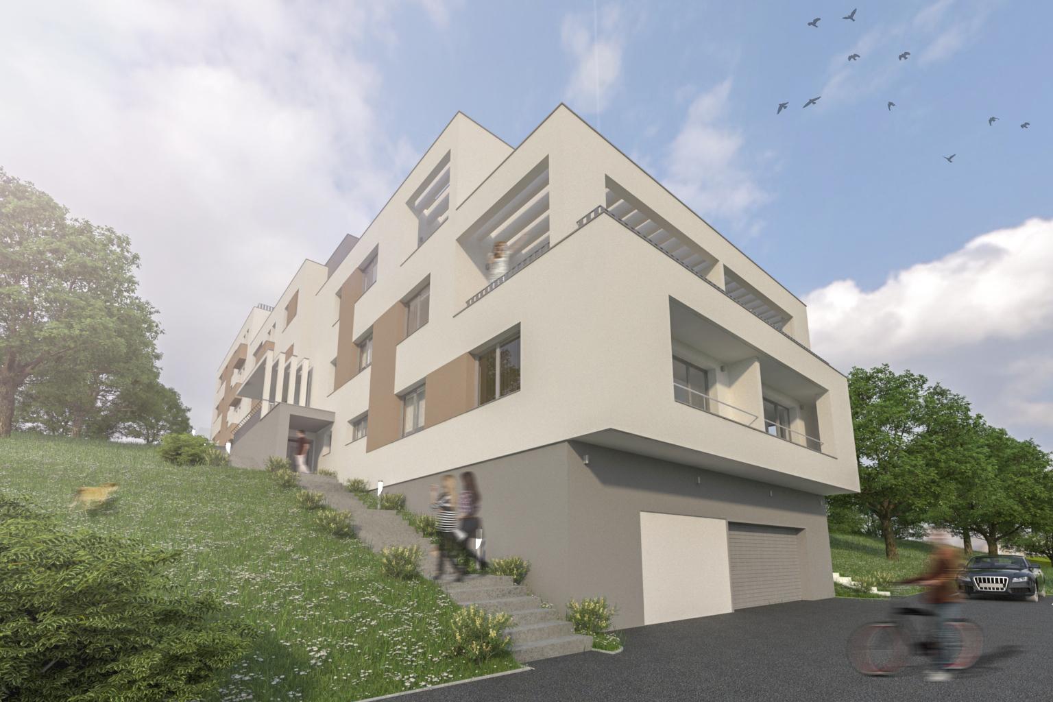 Imobil locuințe colective Bulevardul Muncii