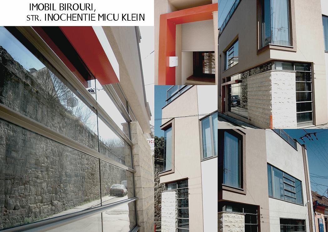 Birouri I.M. Klein